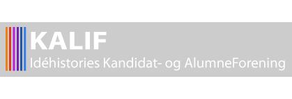 KALIF Idéhistories Kandidat- og AlumneForening